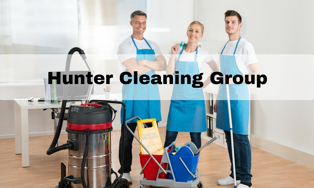 hunter cleaning group