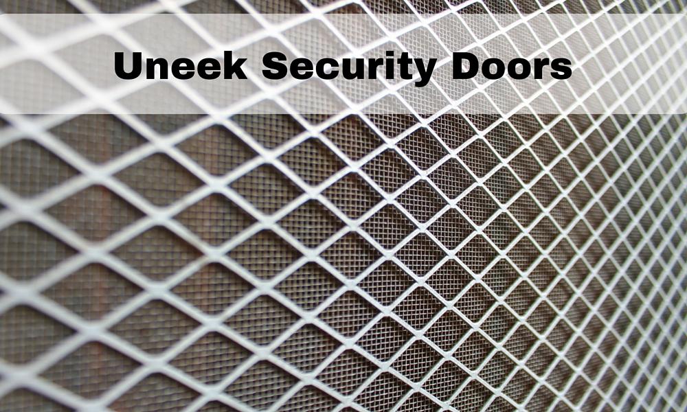 uneek security doors